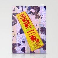Motor Mark Stationery Cards