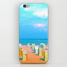 Travemünde Beachflair iPhone & iPod Skin