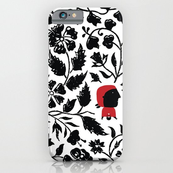 Little Red forest iPhone & iPod Case