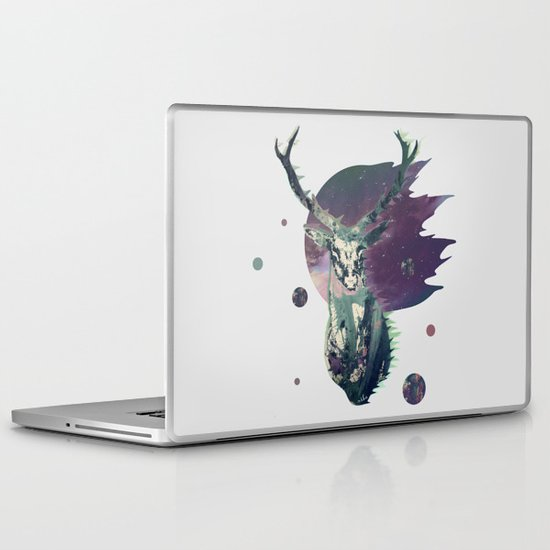 The Lord between Worlds Laptop & iPad Skin