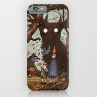 iPhone Cases featuring Near Death by Angela Rizza