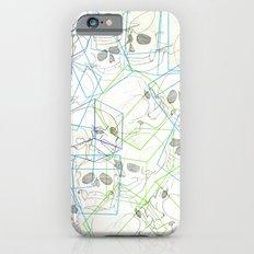 Boxed Skulls iPhone 6 Slim Case
