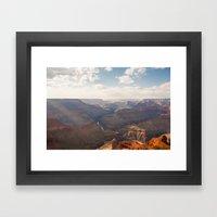 Grand Canyon Framed Art Print