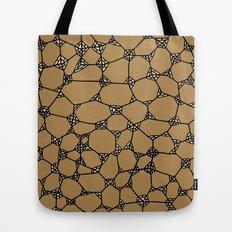 Yzor pattern 006-2 kitai beige Tote Bag
