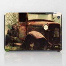 Vintage Ford iPad Case