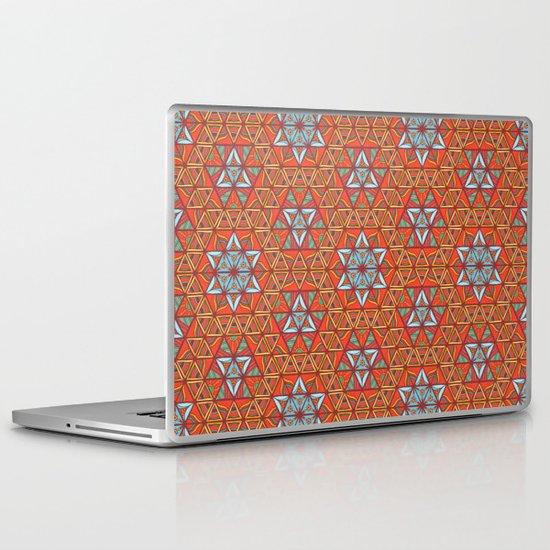 The Standing. Laptop & iPad Skin