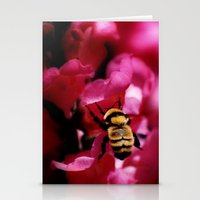 Busy Bumblebee Stationery Cards