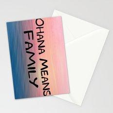 Ohana Stationery Cards