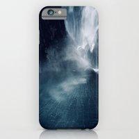 iPhone & iPod Case featuring Bowen Falls (2) by Karin Elizabeth