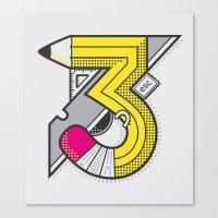 D3signer Canvas Print