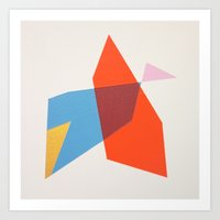 Abstract No. 7 Art Print