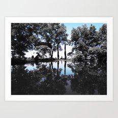Kings Walden Art Print