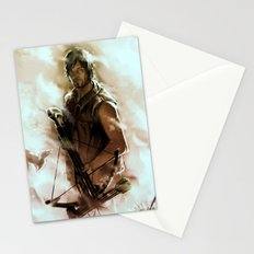[ Daryl Dixon * Norman Reedus ] the walking dead Stationery Cards