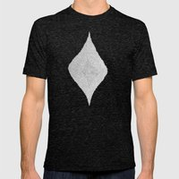 Wrap My Head Around It Mens Fitted Tee Tri-Black SMALL