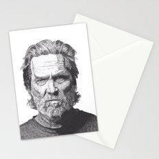 Jeff 2 Stationery Cards