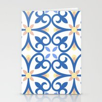 Floor Tile 8 Stationery Cards
