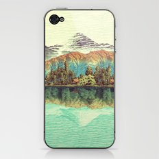 The Unknown Hills in Kamakura iPhone & iPod Skin