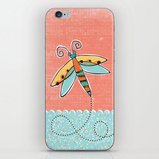 Summer Buzzin' iPhone & iPod Skin