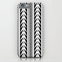iPhone & iPod Case featuring Moroccan Stripes by Caitlin Workman