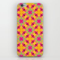 Aztec Golden Treasures iPhone & iPod Skin