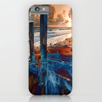 iPhone & iPod Case featuring Ghost Walkers by Robin Curtiss