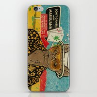 This is Bat Country iPhone & iPod Skin