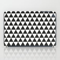 How many triangles? iPad Case