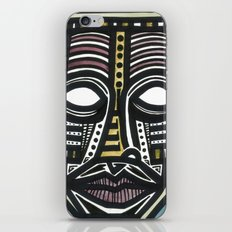 The Energy Within a Thought iPhone & iPod Skin