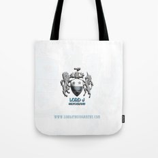 Lord J Logo Tote Bag