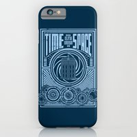 Time And Space iPhone 6 Slim Case