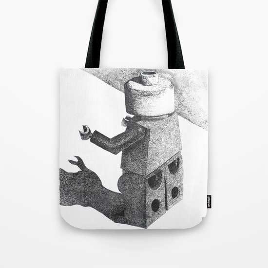 So Long Legoman Tote Bag