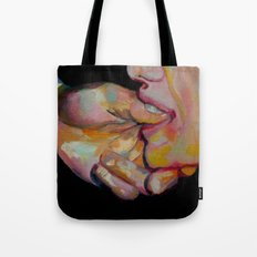 Bite Tote Bag
