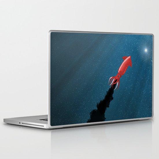 Octonaut Laptop & iPad Skin