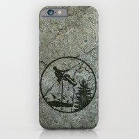 rockclimbing iPhone 6 Slim Case