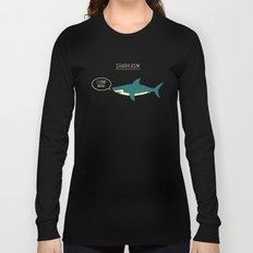 Sharkasm Long Sleeve T-shirt