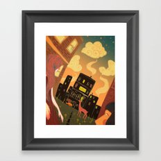 Dwelling Framed Art Print