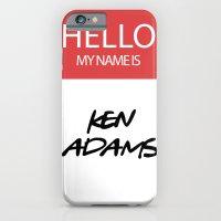 HELLO MY NAME IS... KEN … iPhone 6 Slim Case