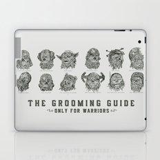 The Grooming Guide Laptop & iPad Skin