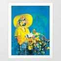HME & GRDN Art Print