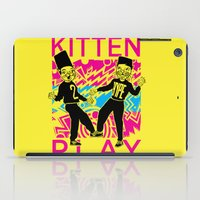 Kitten Play iPad Case