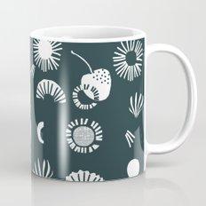 Seaflower mono Mug