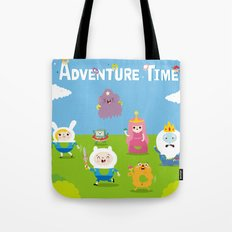 adventure time-olla Tote Bag