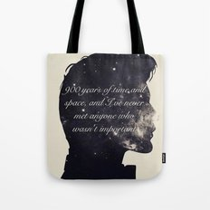 Doctor Who Eleventh Doct… Tote Bag