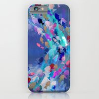 iPhone & iPod Case featuring Lucid Lagoon  by Nikkistrange