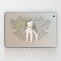 Fearless Creature: Eski Laptop & iPad Skin