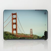 The Golden Gate Bridge at Day iPad Case