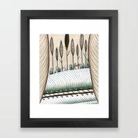 Jack London #2 Framed Art Print