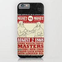 The Showdown Of A Couple… iPhone 6 Slim Case
