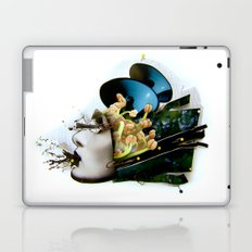 AiVee portrait | Collage Laptop & iPad Skin