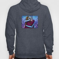 Anna And Elsa ~Frozen Hoody